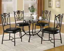 cheap dinette sets casual dining room decor with 5 pieces cheap