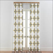 yellow and gray curtains scalisi architects