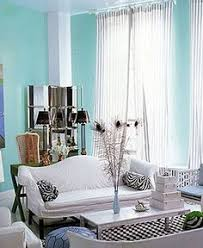 i love this idea for my room paint walls tiffany blue and have