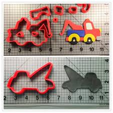Custom Made 3D Printed Cookie Cutter Tow Truck Biscuit Kitchen ... Truck Cookie Cutter Fire 5 Inch Coated By Global Sugar Art Amazoncom Grandpas Old Farm Pickup Kitchen Cutters Jb Custom Exclusive How To Make Ice Cream Cookies Semi Sweet Designs Dump Arbi Design Cookiecutz Food 375 In Experts Since 1993 Truck And Products Set The Shop Little Blue Cnection