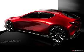 bureau 馗olier vintage http autoconception com mazda vision coupe concept car wows