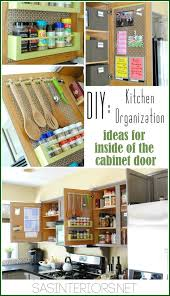 Best 25 Kitchen cabinet organization ideas on Pinterest