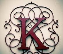 Love The Background letters 2 Pinterest