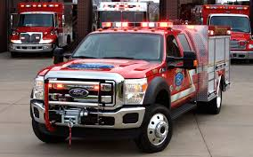 100 Used Rescue Trucks Ford F550 Truck Concept Drafted For Tornado Relief Duty