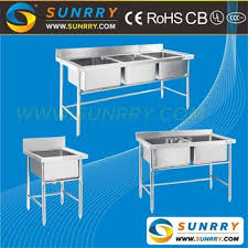 stainless steel fish cleaning cheap kitchen sink cabinets kitchen