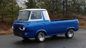 100 Ford Econoline Truck 1961 Pickup J61 Kissimmee 2015