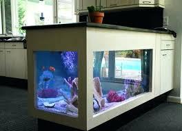 aquarium table basse pas cher aquarium design pour table table