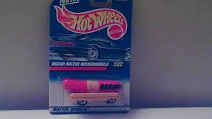 Amazon.com: Hot Wheels OSCAR MAYER WIENERMOBILE #204 Rare Collector ...