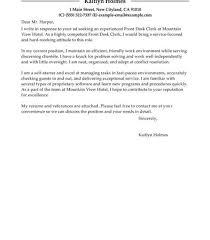 attendance clerk cover letter clerical resume exles clerk