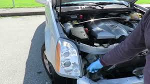 Video 7 How To Replace 2008 SRX Headlight For Under $100 720p
