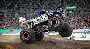 100 Samson Monster Truck St Louis MO February 4 2017 Americas Center Jam