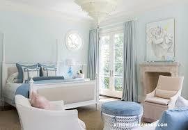 blue walls transitional bedroom glidden westerly wind at