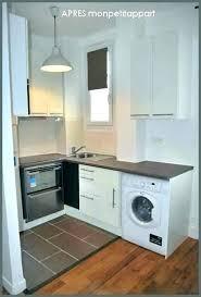 cuisine ouverte 5m2 cuisine amenagement petit espace cuisine amenagement