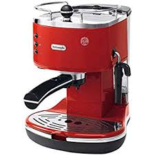 Red Coffee Makers R Pump Espresso Maker Cuisinart With Grinder