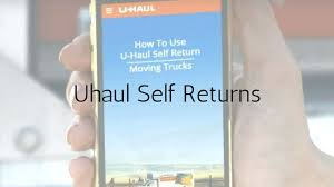 Can You Return Uhaul To Different Location U Hauls Valuable Location ...