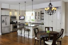 kitchen and dining room lighting ideas kitchen and dining room