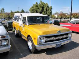 Curbside Classic: 1967 Chevrolet C20 Pickup - The Truth About Cars