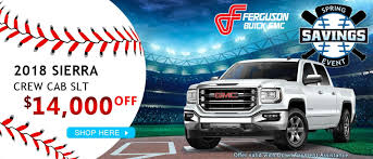 100 Select Cars And Trucks Ferguson Is THE Buick GMC Dealer In Metro Tulsa For New Used
