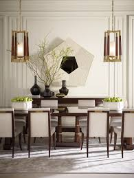 Example Of A Minimalist Dining Room Design In Milwaukee