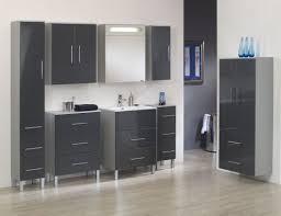 badezimmer anthrazit hochglanz alufarben woody 151 00049