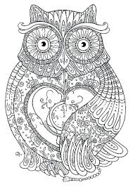 Free Printable Halloween Mandala Coloring Pages Animal Download Print Easter For Adults Full Size