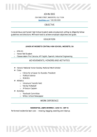 High School Job Resume Template | Lazine.net Format For Job Application Pdf Basic Appication Letter Blank Resume 910 Mover Description Maizchicagocom How To Write A College Student With Examples Highool Resume Sample Example Of Samples Velvet Jobs Graduate No Job Templates Greatn Skills Rumes Thevillas Co Marvelous For Scholarship Graduation Bank Format Banking Sector Freshers Best Pin By On Teaching 18 High School Students Yyjiazhengcom Examples With Experience Avionet Employment Objective Samples Eymirmouldingsco Summer Elegant