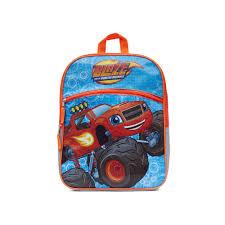 100 Monster Truck Backpack UPC 688955722552 Blaze Boys 15 Upcitemdbcom