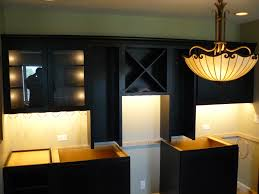 decorating electric cabinet lighting with seagull lighting