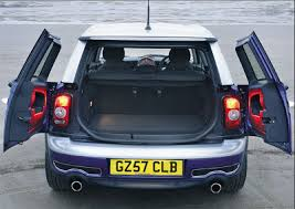 2016 mini clubman has the stupidest brake lights of all time cars