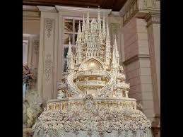 Most beautiful wedding cakes in the world