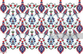 Ottoman Turkish Design Pattern Vector Art Thinkstock Rh Thinkstockphotos Com Carpet Designs Room