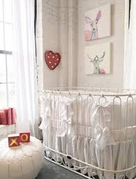 Bratt Decor Crib Assembly Instructions by Jadore Crib Cradle Distressed White