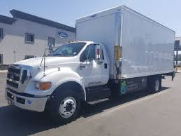 100 26 Truck F650 Box Straight S For Sale