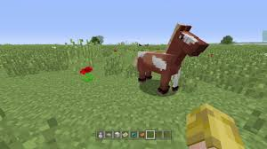 minecraft ps4 comment monter un cheval
