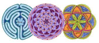 At Kripalu Creating Mandalas For An Inspired Year