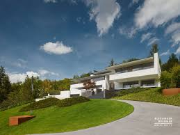 100 German House Design Contemporary On Top Of The Hill