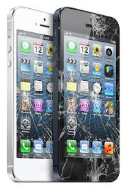 Water & Cracked iphone Screen Repair Specialists