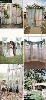 Vintage Wedding Decoration Ideas With Old Doors Vintagewedding Rusticwedding Weddingdecor Weddingideas
