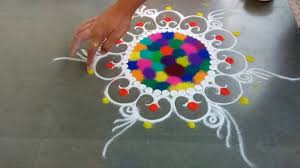 Easy Rangoli Designs - YouTube Best Rangoli Design Youtube Loversiq Easy For Diwali Competion Ganesh Ji Theme 50 Designs For Festivals Easy And Simple Sanskbharti Rangoli Design Sanskar Bharti How To Make Free Hand Created By Latest Home Facebook Peacock Pretty Colorful Pinterest Flower 7 Designs 2017 Sbs Your Language How Acrylic Diy Kundan Beads Art Youtube Paper Quilling Decorating