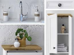 toskana badezimmer komplettset timber wood