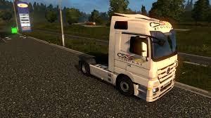 Ets2 Truck Skin