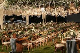 Kunci Dari Keindahan Outdoor Wedding Terutama Yang Diadakan Pada Malam Hari Tentu Terletak