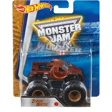 100 Biggest Monster Truck Buy Hot Wheels Jam 164 Zombie Hunter