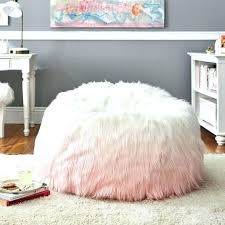 Large Fluffy Bean Bags Bag Fuzzy Chairs For Adults