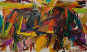 Women Of Abstract Expressionism Artist Elaine De Kooning