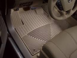 Weathertech Floor Mats Amazonca by 2009 2014 Nissan Murano Tan Weathertech Floor Mat Full Set