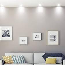 hengda 12x led einbaustrahler 5w 230v dimmbar einbauleuchte kaltweiß 6500k led deckenstrahler wohnzimmer deckeneinbauleuchte schlafzimmer