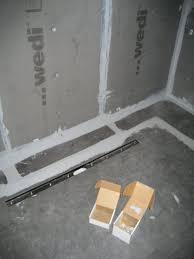 wedi shower systems houston glass block