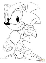 Silver Sonic Para Pintar Dessin à Colorier Silver Sonic