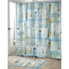 Macys Double Curtain Rods by Bathroom Alluring Maroon Bathroom Shower Curtain Panel